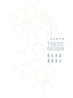 THESIS DESIGN國立台灣科技大學建築學系畢業專刊