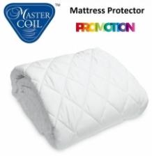 Promotion ! Mastercoil mattress protector - super single bed mattress