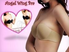 Angel Wing Bra [Standard] Backless Strapless adhesive bra nubra