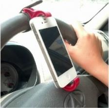 Car Steering Wheel Mobile Phone Holder Car Holder
