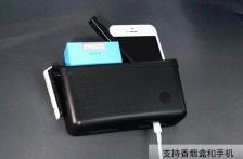 Car Universal Storage Box Phone Charger Cradle Pocket Bag Organizer