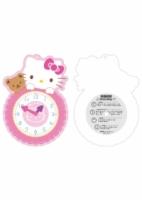 Hello Kitty立體認識時鐘-B款