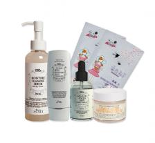Korean Basic Skincare Set