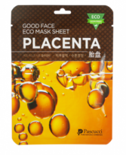 Pascucci Korea Placenta Facial Mask Sheet 1 Pcs - Skin Generation