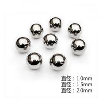 [Metal Part]  50pcs - Armor Detail-up 2mm Metal Silver Bead Ball Parts For MG HG Gundam Model