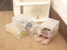 Transparent Shoe Storage Box