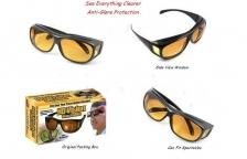 HD Vision Glasses Driving Anti Glare Wrap Around Sunglasses