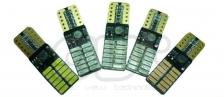 T10 24SMD 4014 Chip LED Light(No error canbus)(2pcs=1pair)