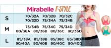 [LATEST] Mirabelle F-Style Bra/Exercise Bra/Yoga Bra