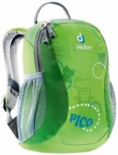 Deuter Pico Kids Bag - Kiwi (Genuine) - 200gram, 5L, 28x19x12 (cm)