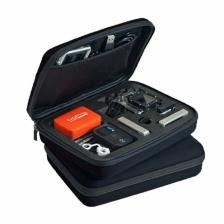 Gopro SJCAM XiaoYi SJ4000 SJ5000 SJ6000 Travel Casing Waterproof Bag sjcam bag-Regular
