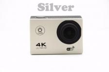 F60 4K 15fps Wifi 16MP V3 Sport Action Camera Waterproof SJ7000 SJCam GOPRO ( Silver )
