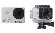 Original SJCAM SJ5000+ WiFi 1080P Full HD Sport DVR Action Camera ( Silver )