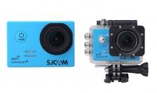 Original SJCAM SJ5000+ WiFi 1080P Full HD Sport DVR Action Camera ( Sky Blue )