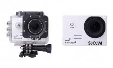 Original SJCAM SJ5000+ WiFi 1080P Full HD Sport DVR Action Camera ( White )