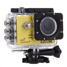 Original SJCAM SJ5000+ WiFi 1080P Full HD Sport DVR Action Camera ( Yellow )