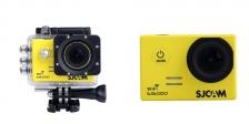 Original SJCAM SJ5000 WiFi 1080P Full HD Sport DVR Action Camera ( Yellow )