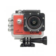 Original SJCAM SJ5000X WiFi 1080P Full HD Sport DVR Action Camera ( Red )