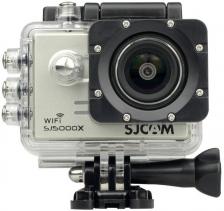 Original SJCAM SJ5000X WiFi 1080P Full HD Sport DVR Action Camera ( Silver )