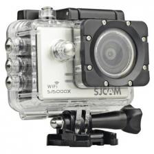 Original SJCAM SJ5000X WiFi 1080P Full HD Sport DVR Action Camera ( White )