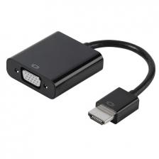 HDMI to VGA Adapter ( Black )
