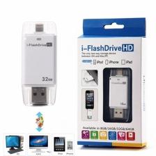 Iflash Device HD iphone 5 5s 6 iPad pendrive OTG 8GB 16GB 32GB ( 32GB )
