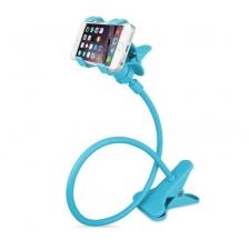 LAZYPOD Lazy Phone Holder - Smart Phones holder 5inch holder ( Sky Blue )