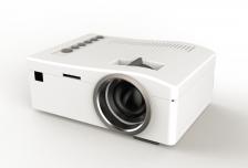 UC18 UNIC Portable Mini LED Projector ( White )