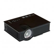 UC40 Portable Mini LED Projector ( Black )