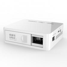 UC50 UNIC Portable Mini LED Projector ( White )