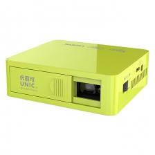 UC50 UNIC Portable Mini LED Projector ( Green )