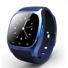 M26 RWatch Bluetooth Touch Screen Smart Watch ( Dark Blue )