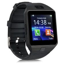 Maxxout DZ09 Touch Screen Sim Card Smart Watch Phone ( Black )