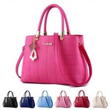 {JMI} Elegant & Romance Handbag 0041# - 7 Colors
