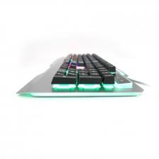 Fantech K12 Metal Body Chroma Luminous Light Backlit Gaming Keyboard with Magnet booster for Desktop Laptop