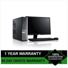 (Refurbish Desktop) DELL OPTIPLEX 790 + 19″ LCD SQUARE MONITOR