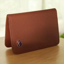 {JMI} Travelus PU Leather e-Passport Suit 0043# - 4 Colors