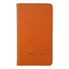 {JMI} Iconic Anti Skimming Passport Wallet 0045# - 8 Colors