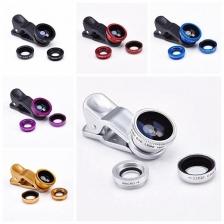 Universal Clip lens 3 in 1