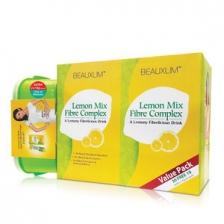 BEAUXLIM LEMON MIX FIBRE COMPLEX 15G x 40'S