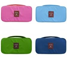 {JMI} Monopoly Travel Series Underwear Pouch 0057# - 4 Colors