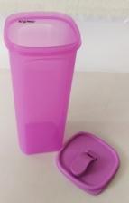 TUPPERWARE Fridge Water Bottle 2.0L with Strainer 2.0L Purple
