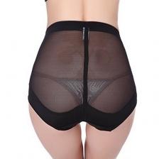 Women's Shapewear Brief Hi-Waist Firm Control Thong Panties