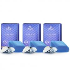[3 BOX] AdDar Beauty Improved Formula Pearl Soap Untuk Rawatan Jerawat Kronik/Jeragat/Parut/Kulit Berminyak/Whitehead & Blackhead – 50g