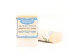 Alpine Frost - Travel Size Natural Deodorant - Aluminium Free