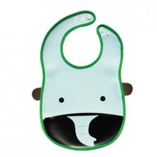 Elephant Waterproof PVC Baby Bib -BB04 -Elephant