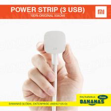 100% Original Xiaomi Mi Power Strip Outlet Socket 3 USB 2A Fast Charging Extension Home Socket Plug