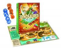 動動腦益智桌遊:恐龍探險隊