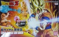 [Figure Rise Standard] Dragon Ball Z Super Saiyan Son Goku