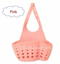 (Ready Stock) Kitchen Hanging Drain Bag Basket Sink Holder